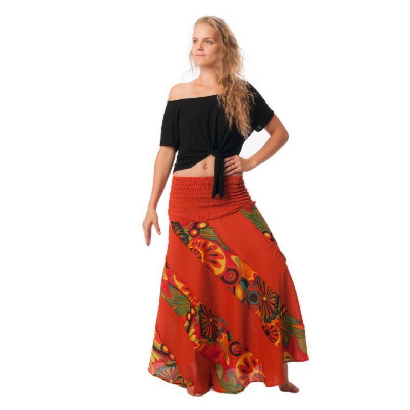 Skirt Hawa Jeruk