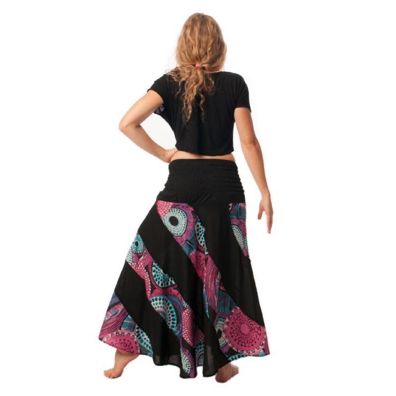 Skirt Hawa Gelap