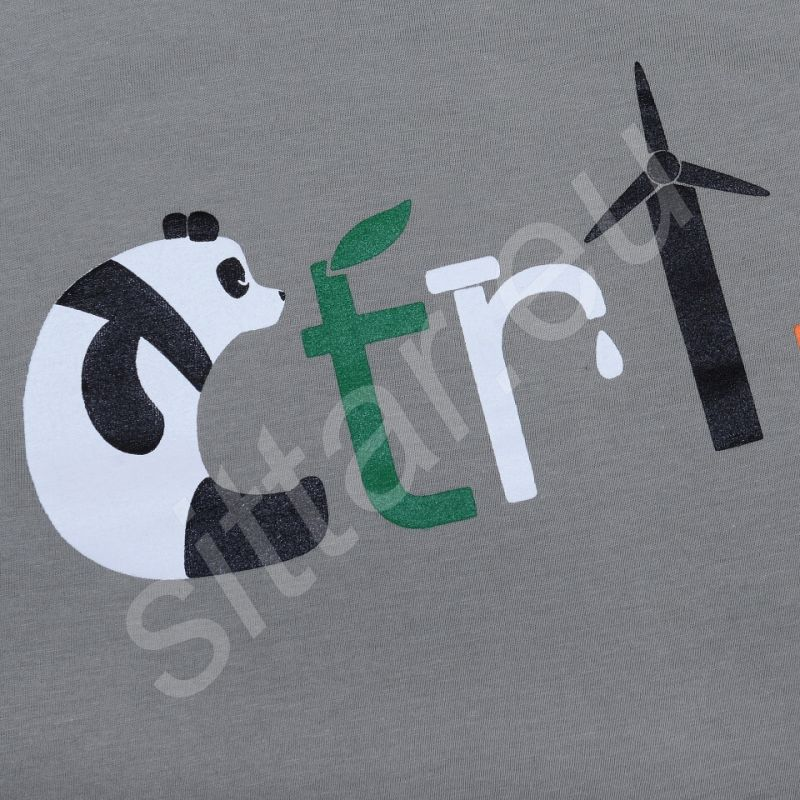 T-shirt Eco-panda