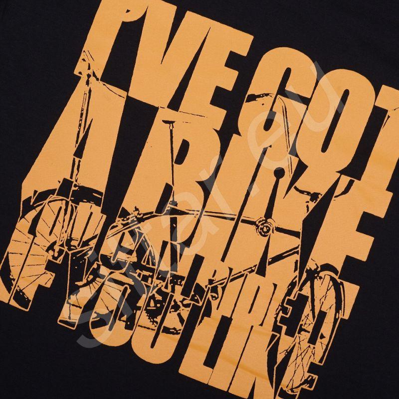 T-shirt Bike