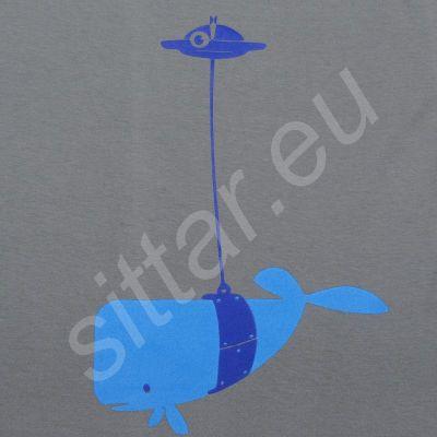 T-shirt Whale Hijack