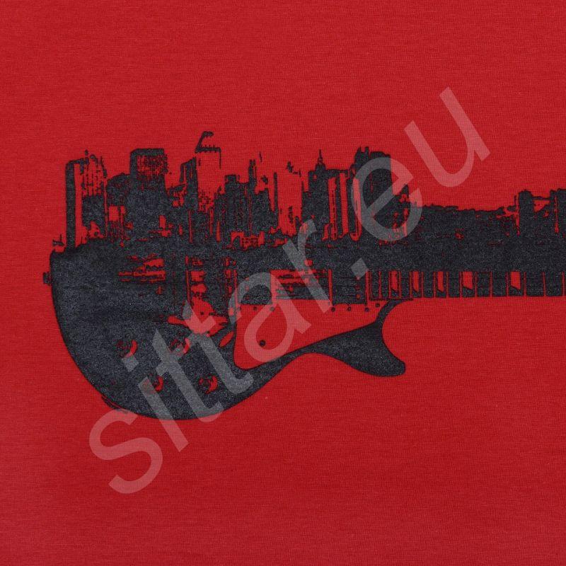 T-shirt Guitar City