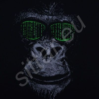 T-shirt Freaky Monkey