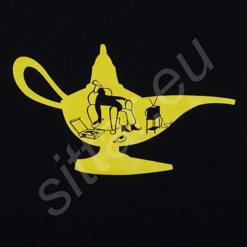 T-shirt Modern Aladin
