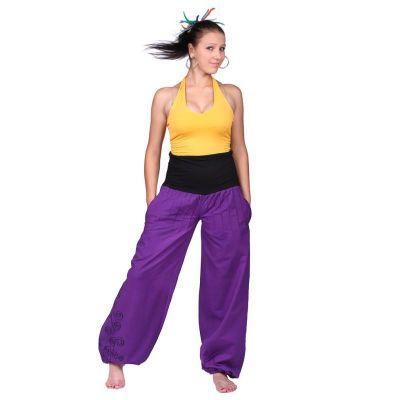 Trousers Sulaman Ungu