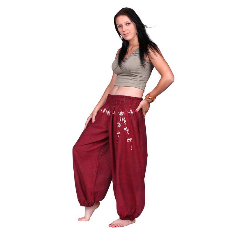 Trousers Sabuk Merun