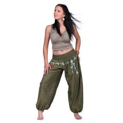 Trousers Sabuk Hijau