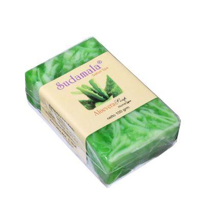 Soap Sudamala Aloevera