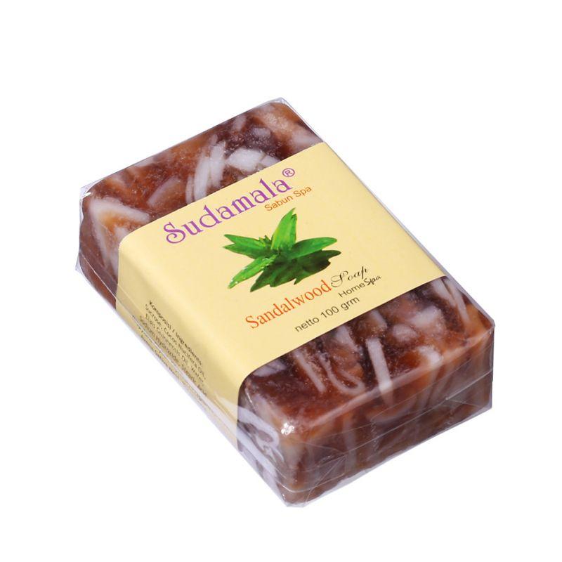 Soap Sudamala Sandalwood