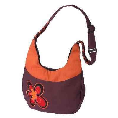 Bag Bunga Jingga