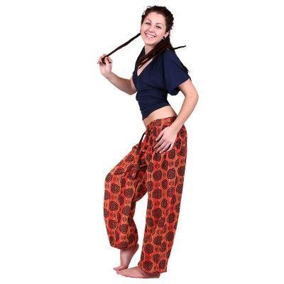 Trousers Gisan Spiral