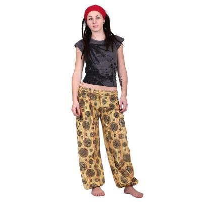Trousers Gisan Kuning