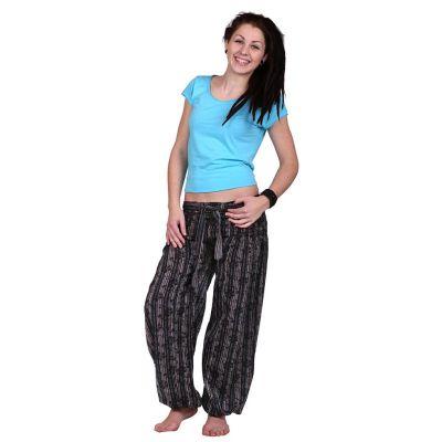 Trousers Gisan Hitam