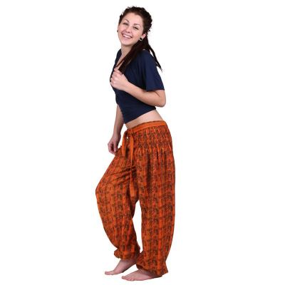 Trousers Gisan Jingga