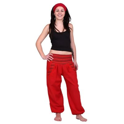 Trousers Tidak Merah