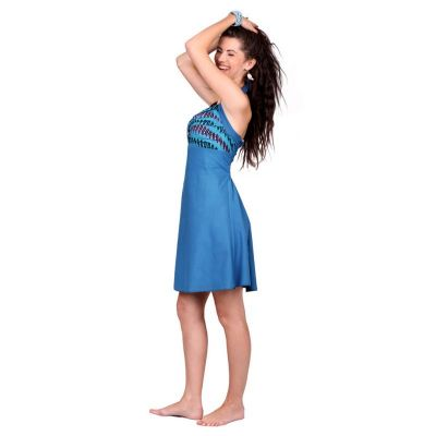 Dress Pali Biru