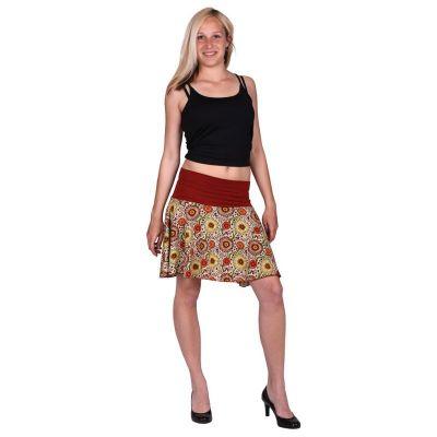 Mini-skirt Lutut Matahari