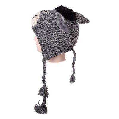 Woolen hat Donkey