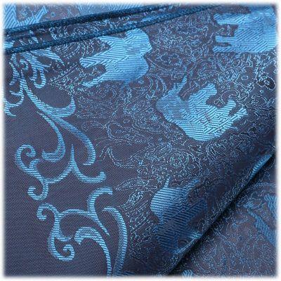 Scarf Gajah Turquoise