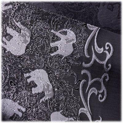 Scarf Gajah Silver