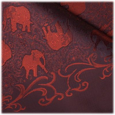 Scarf Gajah Bronze