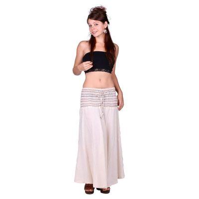Skirt Rea Putih