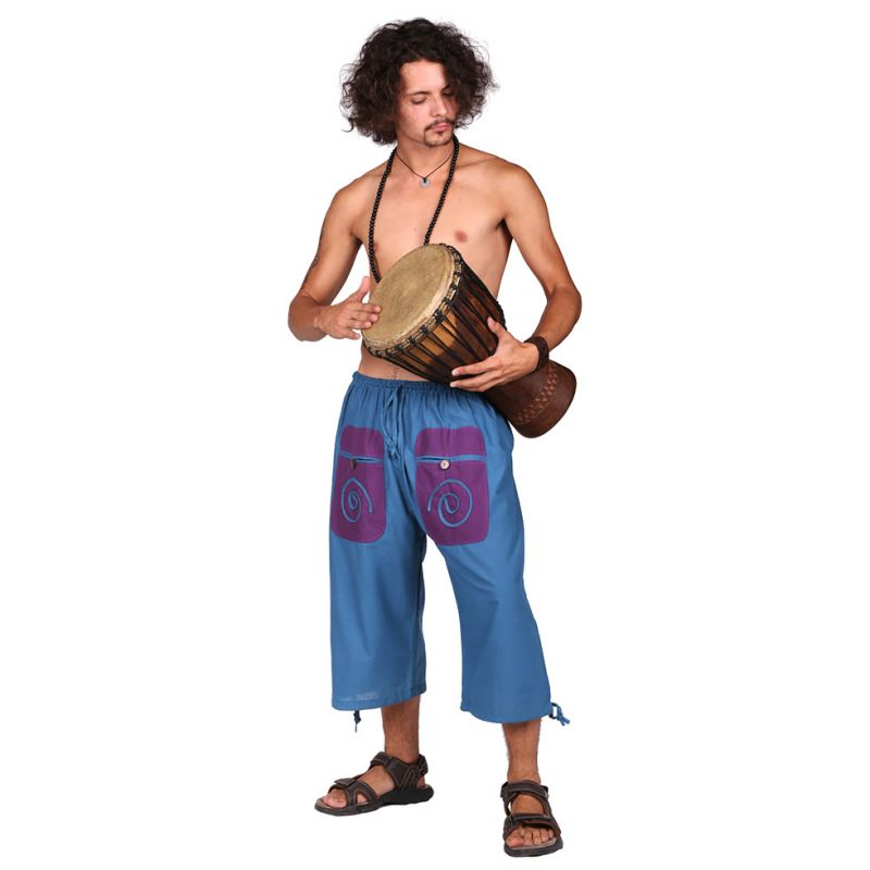 Men's cotton shorts Jelebi Pirus India