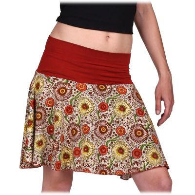 Skirt Lutut Matahari