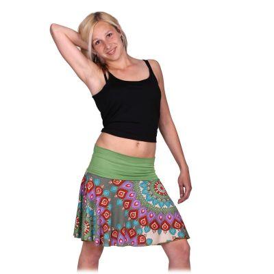 Skirt Lutut Lirak
