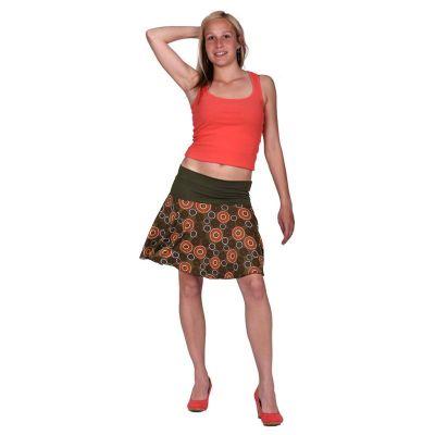 Mini-skirt Lutut Hutan