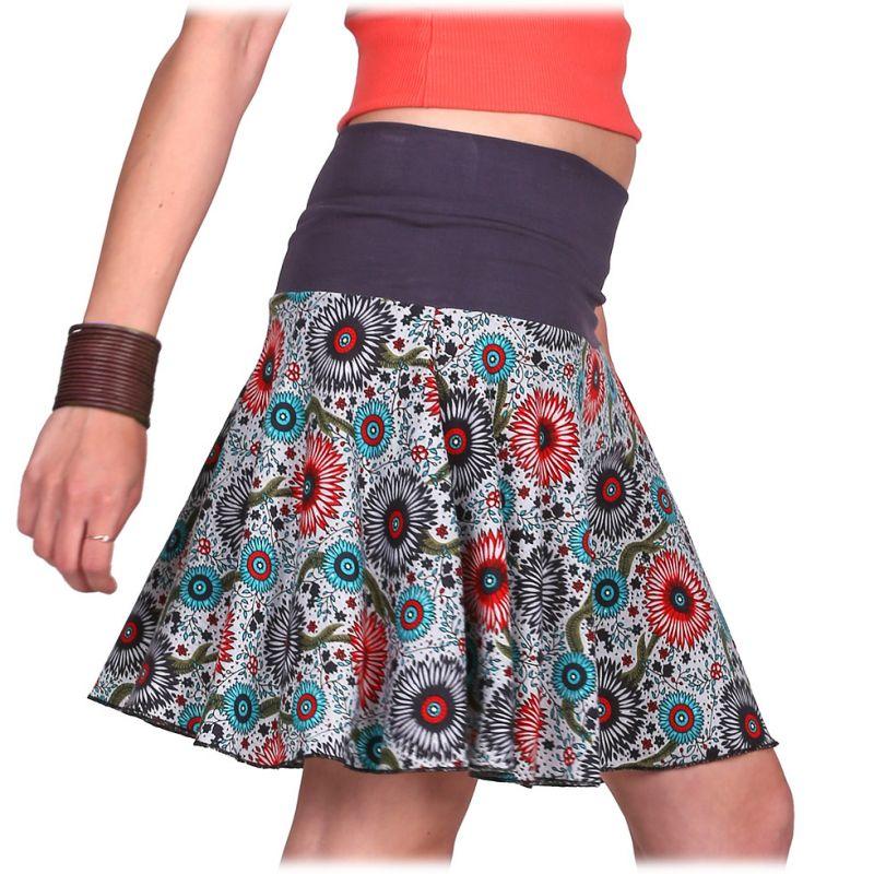 Mini-skirt Lutut Asmara