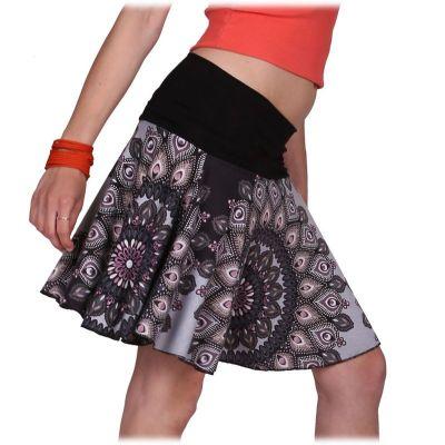 Skirt Lutut Samar