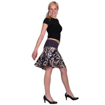 Skirt Lutut Kasai