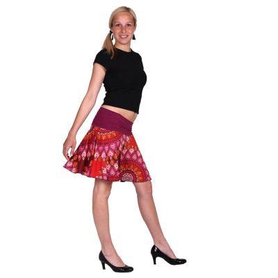 Skirt Lutut Panas