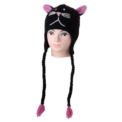 Hat Black Cat
