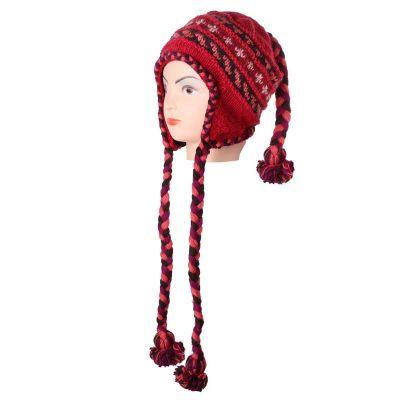 Woolen hat Manaslu Pink
