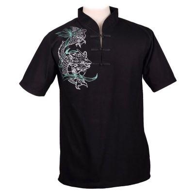T-shirt Emperor Apop Black