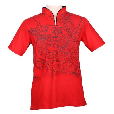 T-shirt Emperor Dragon Red
