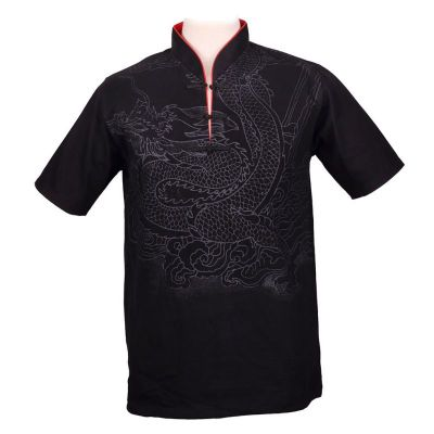 T-shirt Emperor Dragon Black