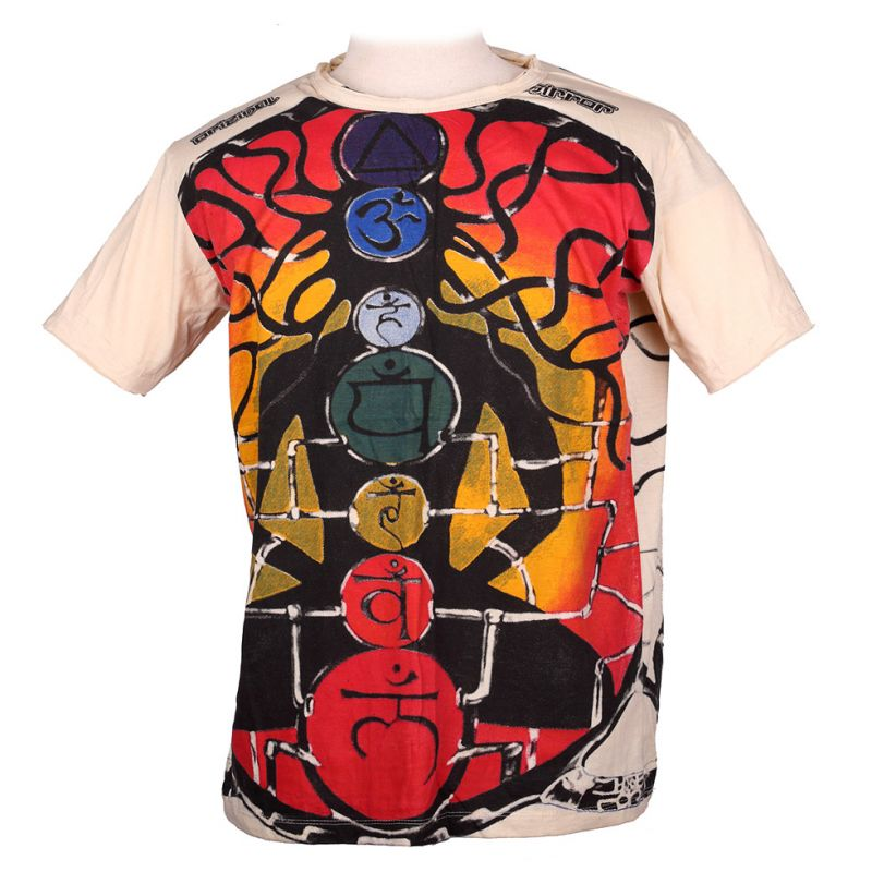 Mirror T-shirt Meditation