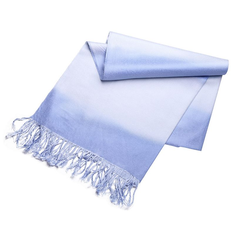 Scarf Pelangi Light Blue