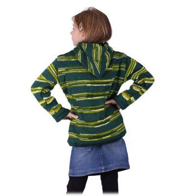 Woolen sweater Forest Dream