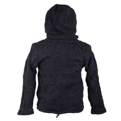 Woolen sweater Black Uplift