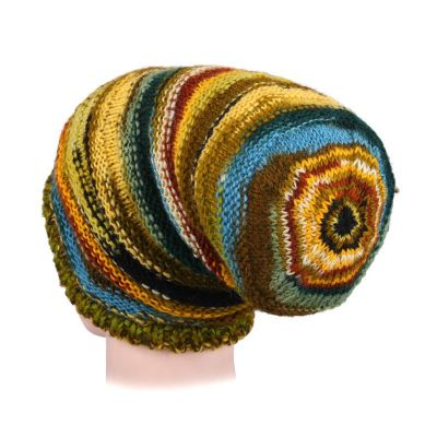 Woolen hat Ulat Jewel