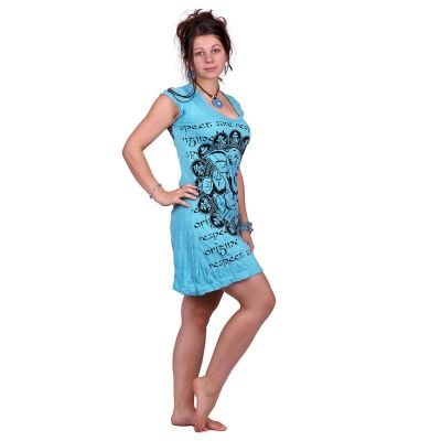 Dress (tunic) Sure Ganesh Blue