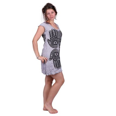 Dress (tunic) Sure Hamsa Grey