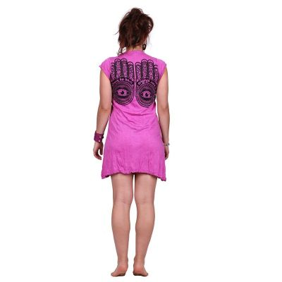 Dress (tunic) Sure Hamsa Pink