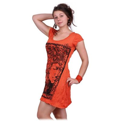 Dress Sure Buddha's Garden Orange