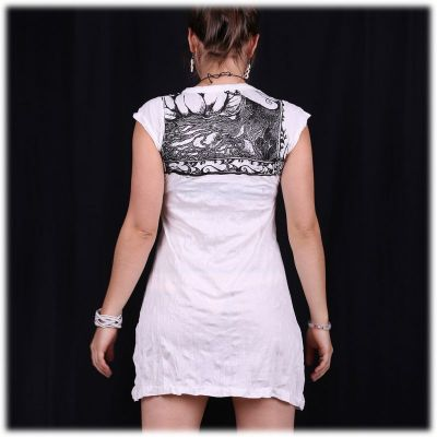 Dress (tunic) Sure Buddha's Garden White