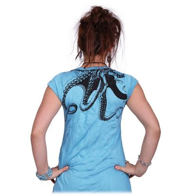 Dress Sure Octopus Blue